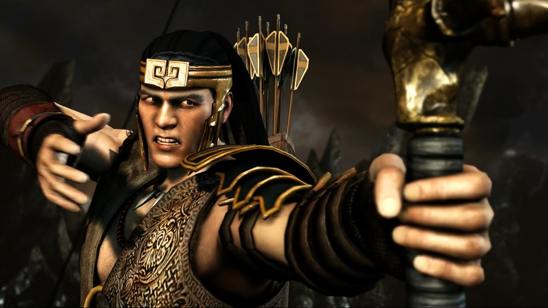 Resultado de imagem para kung jin mortal kombat